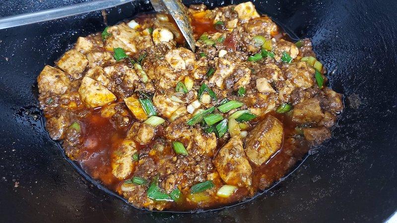 藤崎涼自家製麻婆豆腐