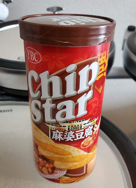 チップスター麻婆豆腐味